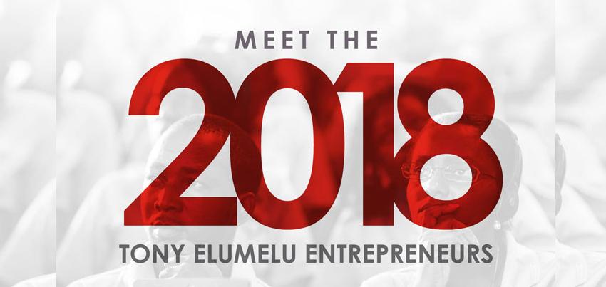 Tony Elumelu Foundation 2018