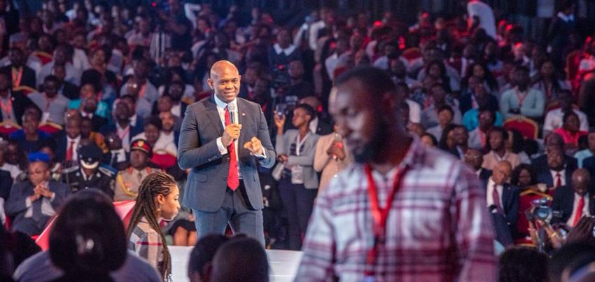 Tony Elumelu TEF2018