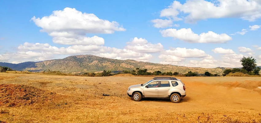 Ntchisi dusty roads
