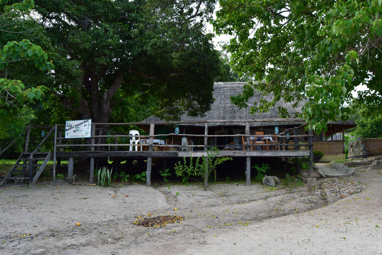 Bwato House Bar at Chintheche Inn, Lake Malawi