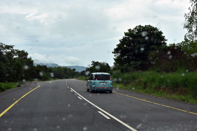 Mzuzu-Nkhata Bay taxi